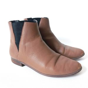 Kate Spade Saturday Chelsea Ankle Boots Sz 8.5